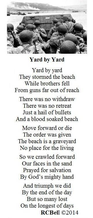 D-Day Poem